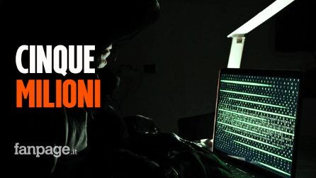 Attacco hacker alla Regione Lazio, arrivata la richiesta di riscatto: cinque milioni