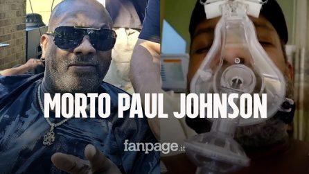 Morto di Covid il Dj Paul Johnson, autore della hit Get Get Down e autorità della House