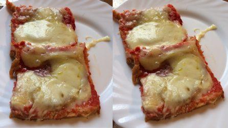 """Pizza """"finta"""" senza impasto: la ricetta del pranzo veloce e saporito"""