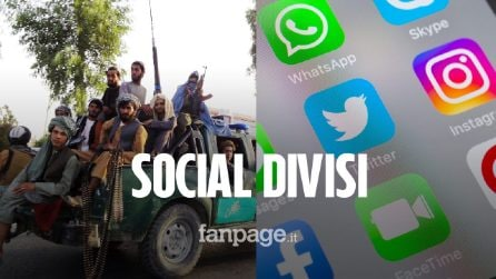Facebook, YouTube e TikTok contro i talebani, Twitter nicchia: i social divisi sull'Afghanistan