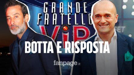 """GF Vip, Signorini replica a Raz Degan: """"La vera spazzatura è chiedere centinaia di migliaia di euro"""""""