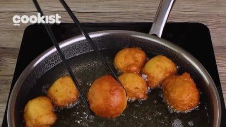 Frittelle veloci al cucchiaio: finiranno in un attimo!
