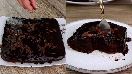 5 minutes chocolate cake: quick and delightful!
