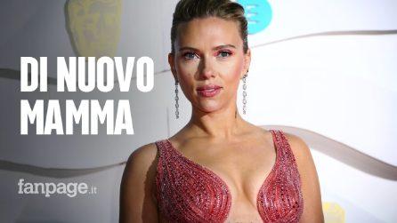 Scarlett Johansson è mamma bis, il nome del bebè e il curioso annuncio del marito Colin Jost