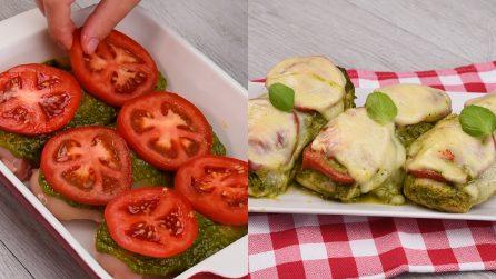 Caprese chicken: a light and delicious recipe!