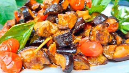 Melanzane a funghetto: la gustosa ricetta napoletana