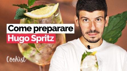 Alla scoperta del cocktail Hugo, il famoso spritz bianco