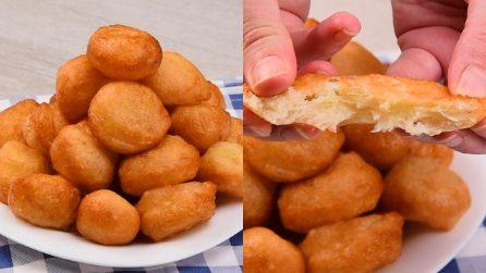 Frittelle soffici: il piatto perfetto per ingolosire i tuoi ospiti!