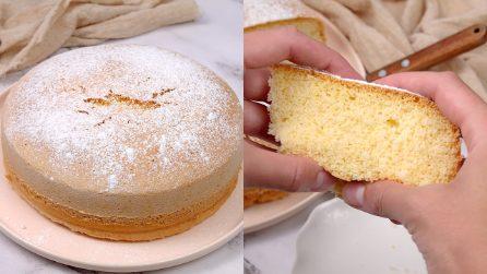 Torta Margherita: la ricetta classica da preparare in un attimo!