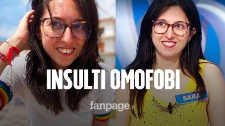 Sara Vanni de Le Sibille, la concorrente di Reazione a catena insultata sui social perché gay