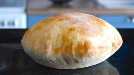 Pane pita: come farlo a casa in pochi passi