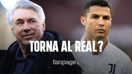 """""""Cristiano Ronaldo può tornare al Real, contatti con Ancelotti"""": la rivelazione dell'amico di CR7"""