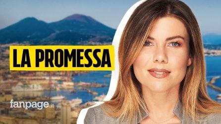 """La promessa di Alessandra Clemente: """"Mi batterò per una Napoli più forte e più giusta"""""""
