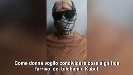 """Kabul, la docente con i master: """"Difficile avere speranza, nascondiamo i documenti"""""""