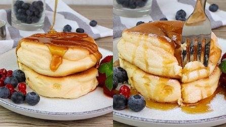 Pancake nuvola: la ricetta giapponese per una merenda davvero squisita!