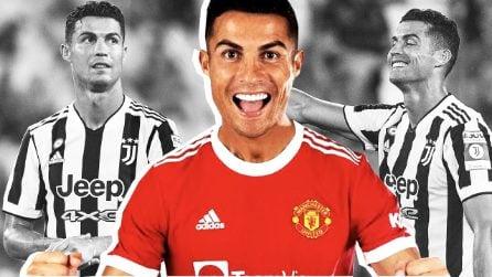 """Cristiano Ronaldo raggiante dopo l'addio alla Juve: """"La decisione migliore che ho preso"""""""