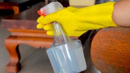 Spray naturale fai da te: l'idea ottima per una cucina sempre profumata