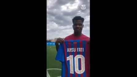 Barcellona, il nuovo padrone della maglia numero 10 dopo Messi