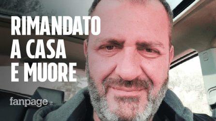 """Ha dolori e febbre ma l'ospedale lo rimanda a casa: """"Faccia un tampone privato"""", morto 47enne"""