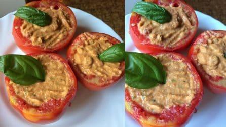 Pomodori ripieni: il piatto estivo, fresco e davvero gustoso