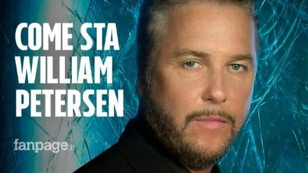 Malore sul set per William Petersen, l'attore di CSI trasportato in ospedale: le sue condizioni