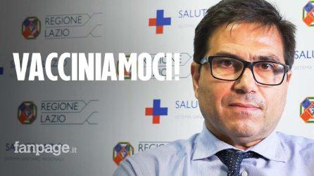 """Alessio D'Amato a Fanpage: """"Le vacanze sono finite è ora il momento di vaccinarsi"""""""