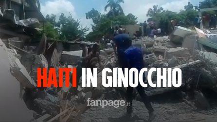 """Terremoto e uragano colpiscono Haiti: """"2.500 morti e 600mila sfollati, comunità rurali a rischio"""""""