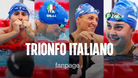 Italia in estasi alle Paralimpiadi: Bocciardo e Gilli conquistano l'oro, Berra d'argento