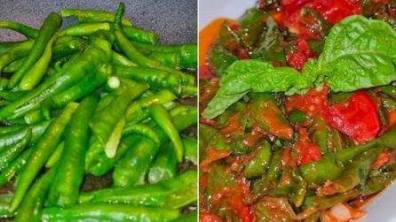 La ricetta dei friggitelli napoletani: il contorno saporito da provare