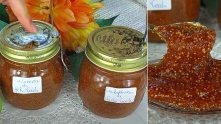 Confettura di fichi fatta in casa: la ricetta per averla perfetta