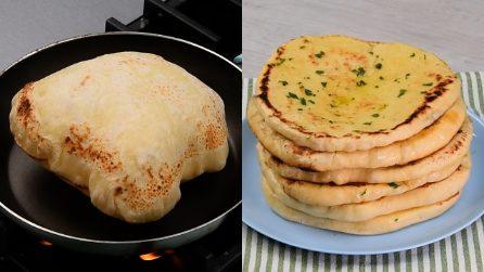 Pane speziato in padella: perfetto per accompagnare ogni tipo di piatto!