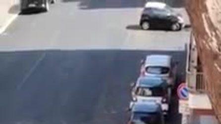Rapina in banca a Collina Fleming: carabinieri arrestano due malviventi in strada