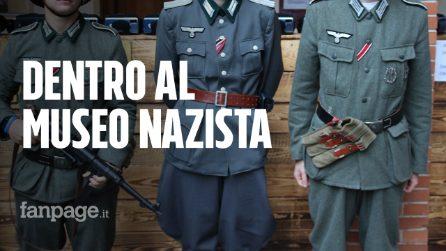 """Vicenza, dentro al museo-bunker nazista con guide in uniforme: """"Nessuna apologia, né fanatismo"""""""