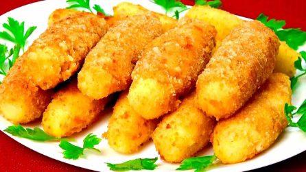 Crocchè di patate fatti in casa: il metodo per averli perfetti e saporiti