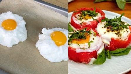 9 ricette con le uova per una cena facile e sfiziosa!