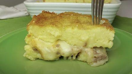 Gateau di patate con salsiccia: la ricetta del piatto davvero saporito