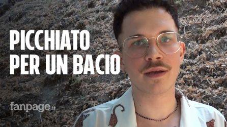 Aggressione omofoba in Riviera, Nicolò preso a pugni per aver baciato un ragazzo