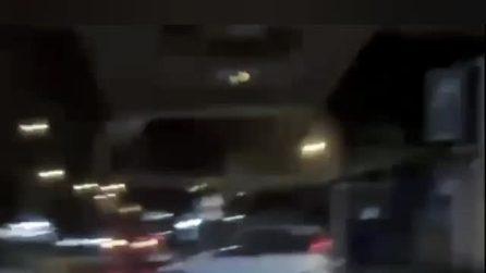 Schianto sulla Circumvallazione, incidente tra auto a 100 all'ora