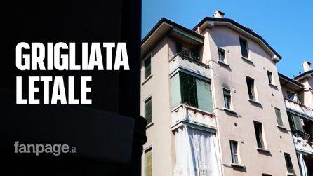 """Omicidio a Milano, i condomini: """"Per ammazzare un ragazzo con tre figli, ci vuole coraggio"""""""