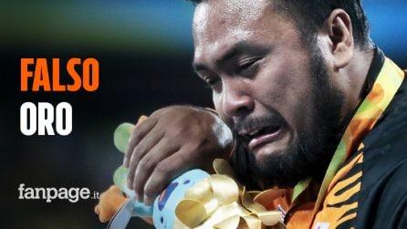 Vince l'oro alle Paralimpiadi, lo squalificano per un ritardo di 3 minuti: l'assurda decisione