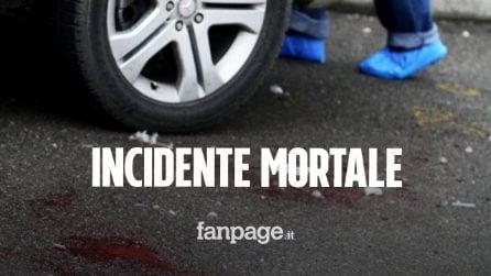 Chieti, incidente mortale a Bucchianico: morti quattro giovani e uno gravemente ferito