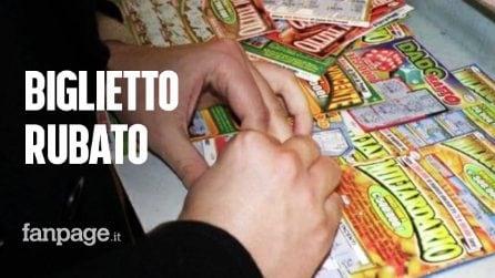 Napoli, anziana vince 500mila euro al Gratta e Vinci: tabaccaio ruba il biglietto e scappa
