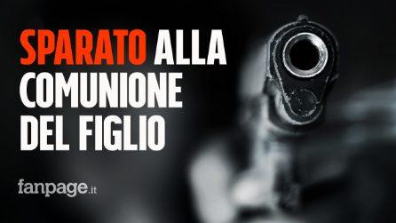 Acireale, carabiniere ferito da un proiettile alla comunione del figlio: cercava di sedare una lite