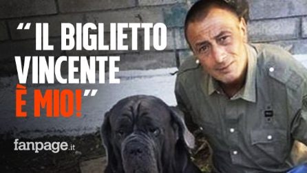 """Parla Gaetano, l'uomo del Gratta e Vinci rubato: """"Sono io la vittima, il biglietto è mio"""""""