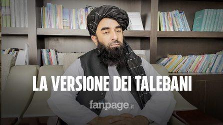 """Portavoce dei Talebani a Fanpage.it: """"Siamo pronti a governare l'Afghanistan, Paese è in sicurezza"""""""