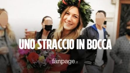 Omicidio Chiara Ugolini, nella bocca della 27enne uno straccio imbevuto di candeggina