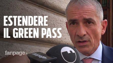 """Il sottosegretario Costa: """"Necessario estendere il Green Pass, obbligo vaccino non è tabù"""""""
