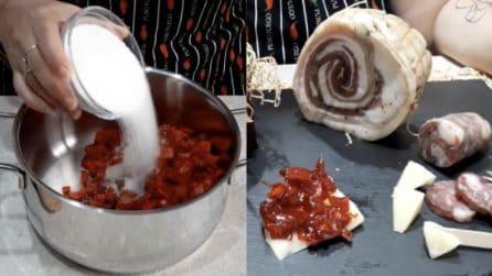 Marmellata di peperoni: la ricetta gustosa da servire con salumi e formaggi