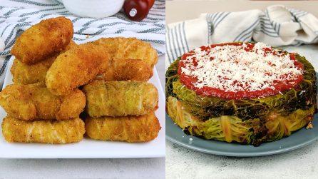 4 Modi deliziosi per cucinare il cavolo verza: come non lo avete mai provato!
