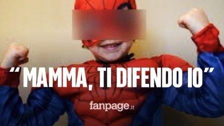 """Finanziere maltratta la compagna, figlio si traveste da Spiderman: """"Ti difendo io, mamma"""""""